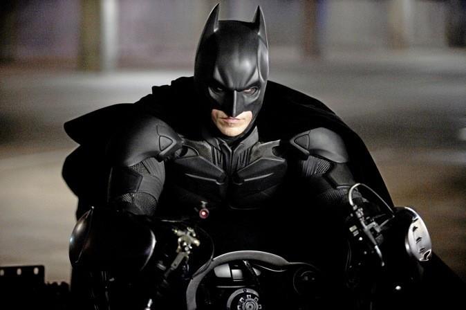 Batman, la puissance !