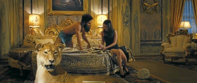 "Les images du film ""The Dictator"" de Larry Charles avec Sacha Baron Cohen !"