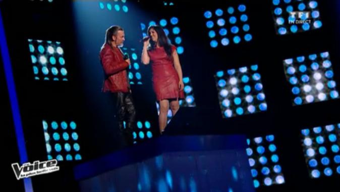Florent Pagny chante avec ses talents
