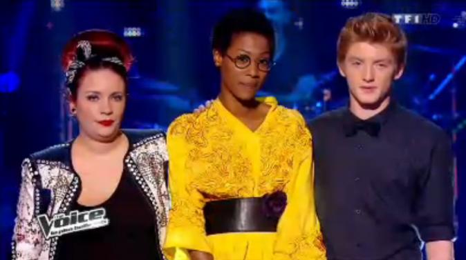 Manon est la première qualifiée par Jenifer !
