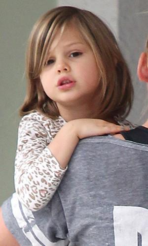 Birdie Leigh Silverstein (fille de Busy Phillips)