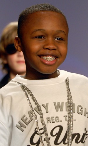 Marquis Jackson (fils de 50 Cent)