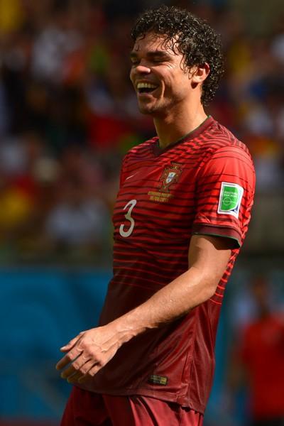 Pepe lors de la Coupe du monde 2014
