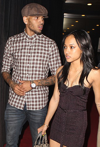 Chris Brown et Karrueche Tran