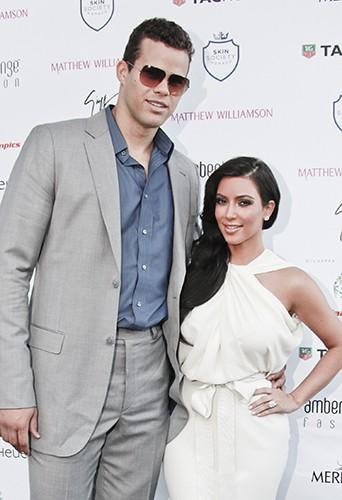 Kris Humphries et Kim Kardashian