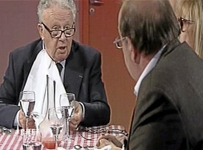 """Chantal Ladesou : """"C'est goûtu."""" Philippe Bouvard : """"Je ne suis pas d'accord. On sert un plat d'enfance et nous ne retrouvons pas nos souvenirs."""" Jacques Maillot : """"C'est original, mais ça n'a rien à voir avec la tomate farcie."""""""