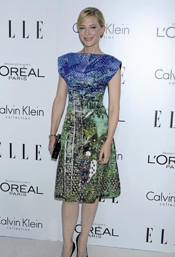 Cate Blanchett avant
