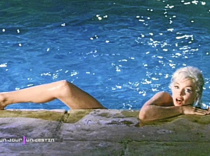 """Alors, comme par provocation, Marilyn monte, avec le magazine Life, une couverture avec des photos prises pendant le tournage du film. Le magazine annonce en une : """"Un bain, nue, que vous ne verrez jamais à l'écran."""""""