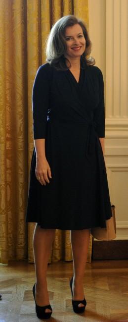 Valérie Trierweiler le 19 mai 2012