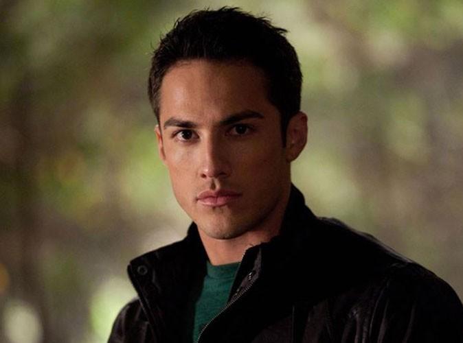 Michael Trevino dans Vampire Diaries