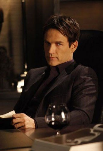 Stephen Moyer dans True Blood