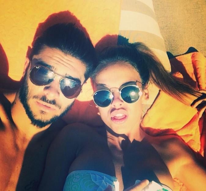 Vanessa Lawrens et Julien (Anges 6) : bons baisers du Maroc !
