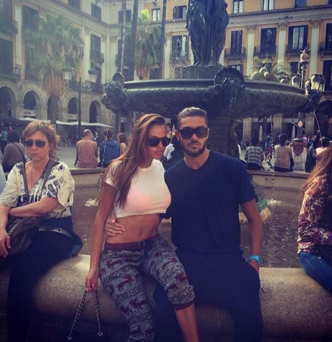Vanessa Lawrens et Julien (Les Anges) : après le Maroc, direction l'Espagne !