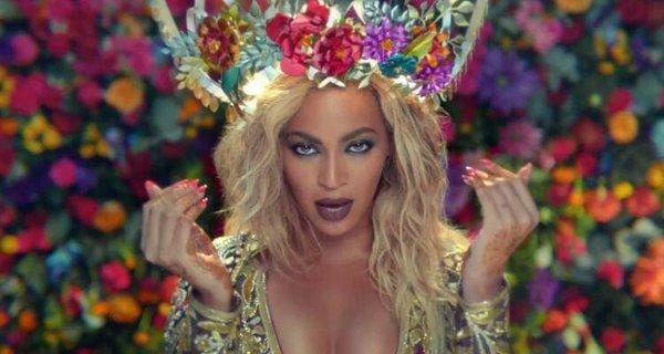 Vidéo : Beyoncé : le sacre d'une reine à Bollywood pour le clip de Coldpay