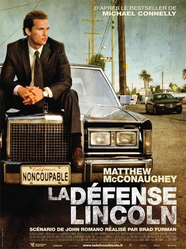 La Défense Lincoln, quand Matthew McConaughey joue à l'avocat de Ryan Philippe...