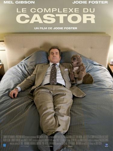 Mel Gibson se reconvertit dans la marionnette avec son Complexe du castor.