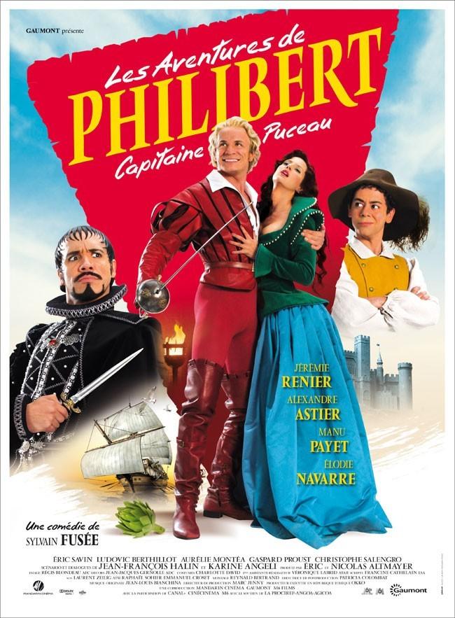 Les Aventures de Philibert, capitaine puceau avec Jérémie Rénier
