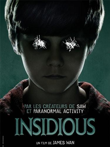 """""""Insidious"""", le film qui fait peur de la semaine !"""