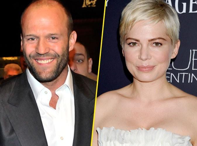 Jason Statham et Michelle Williams vous atendent au cinéma demain !