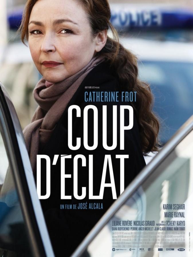 Coup d'éclat avec Catherine Frot