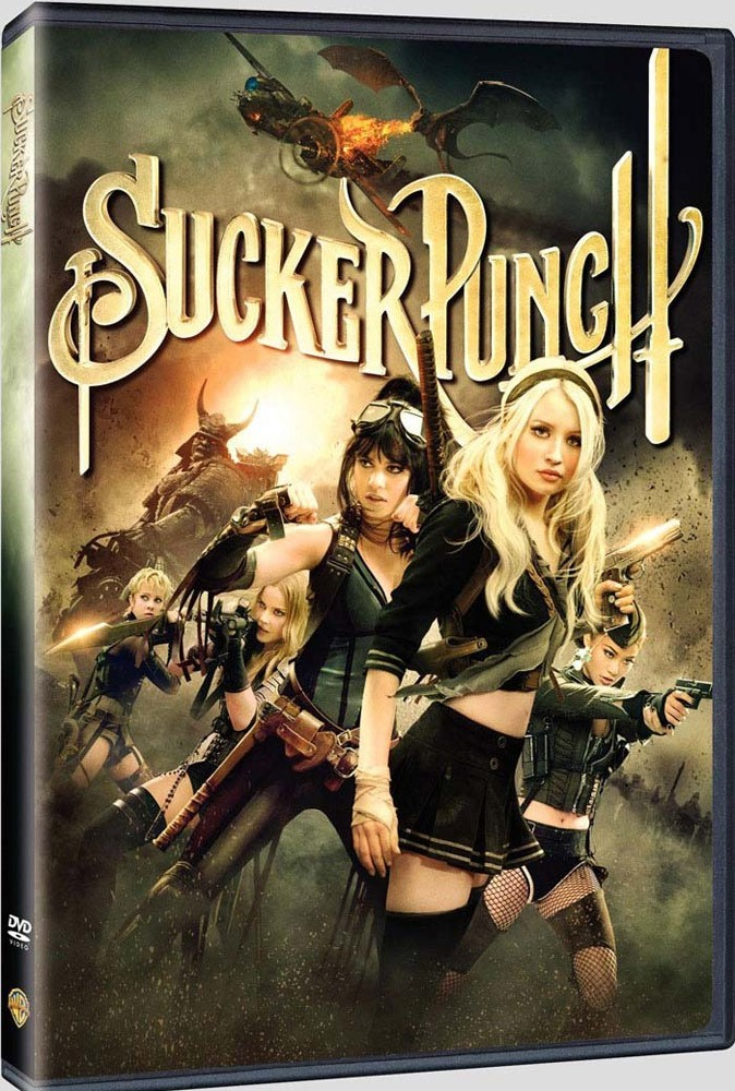 Découvrez Sucker Punch, en DVD !