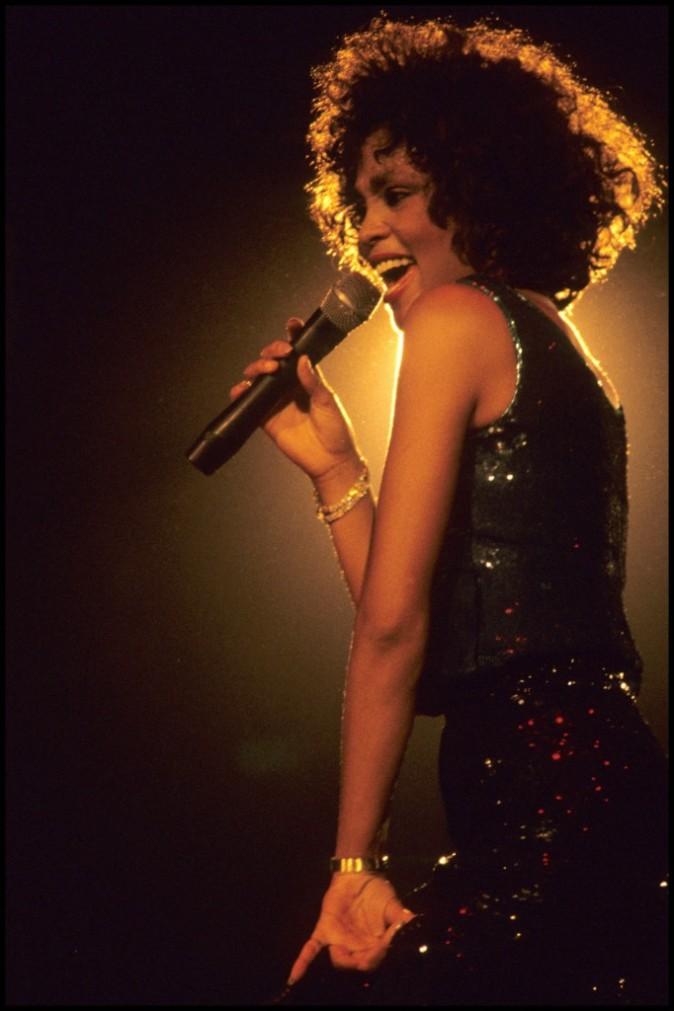 Whitney Houston nous a quittés !