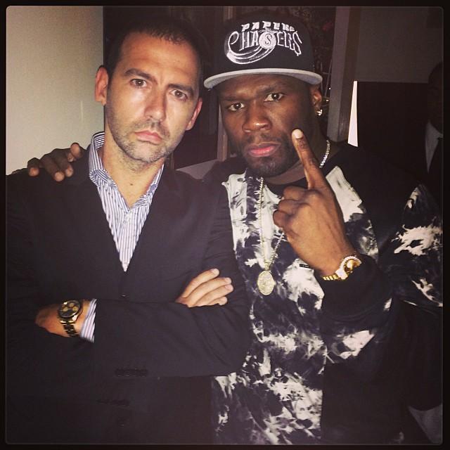 50 Cent a t-il bien compris le principe ?