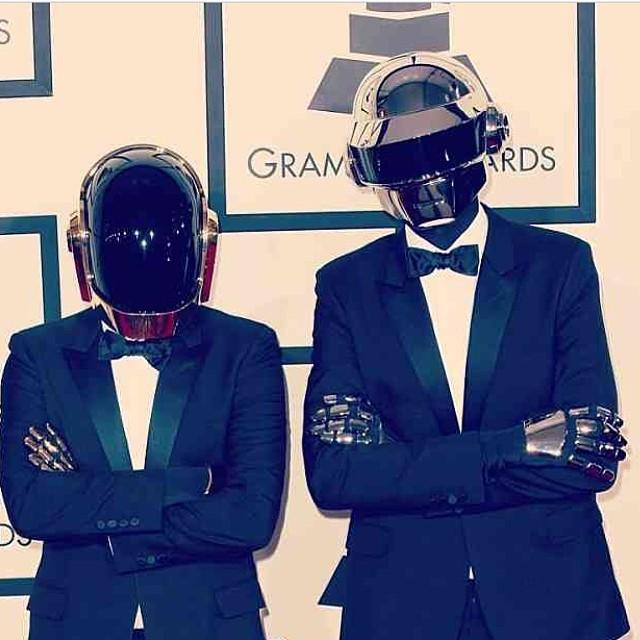 Daft Punk fidèles à eux-mêmes