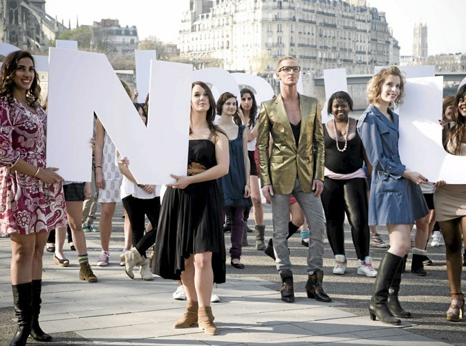 Le flashmob Belle toute nue !