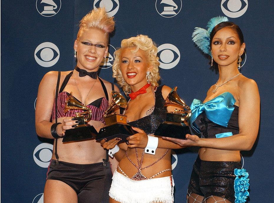 Pink : Le jour où Christina Aguilera a tenté de lui envoyer un coup de poing