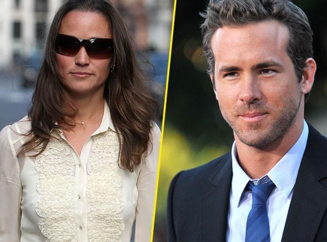 Pippa Middleton : elle irait bien avec Ryan Reynolds !