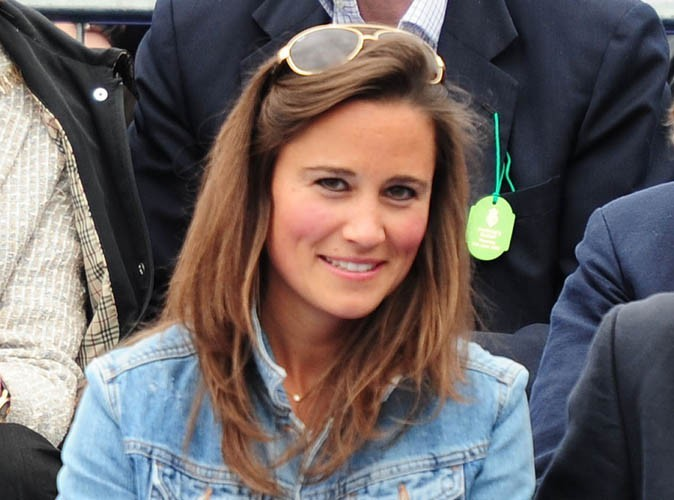 Pippa Middleton : la petite soeur de la duchesse de Cambridge est... marraine !