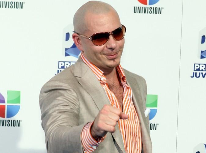 Pitbull : il est choqué par le procès de Lindsay Lohan !