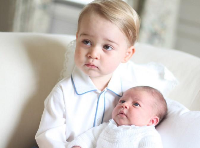 """Prince Charles : """"Charlotte est plus facile à vivre que son frère George"""" !"""