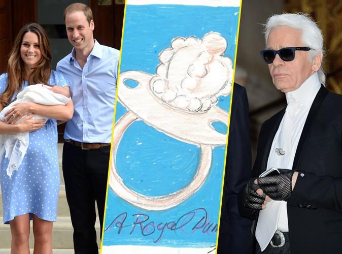 Prince George de Cambridge : les grandes marques de luxe veulent elles aussi leur part du gâteau suite à la naissance royale...