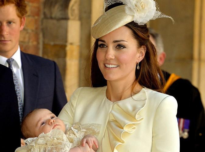 Prince George : le prince William et Kate Middleton ont raté une de ses premières fois !