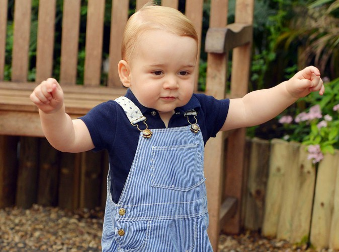 Prince George : sa salopette française en rupture de stock !