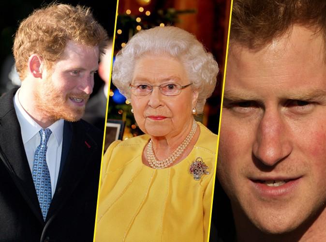 Prince Harry : avec ou sans barbe ? La Reine Elizabeth II a tranché !