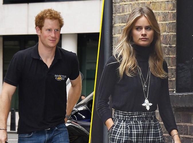 Prince Harry : de nouveau avec Cressida Bonas !