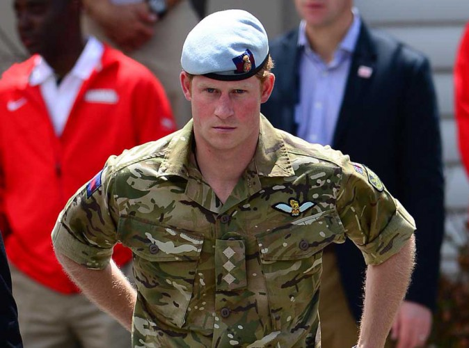 Prince Harry : il dépose les armes !