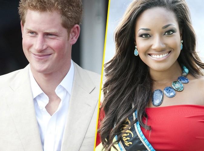 Prince Harry : la sublime Miss Bahamas a craqué sur lui !