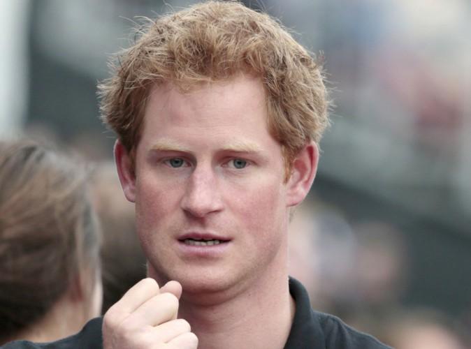 Prince Harry : témoin d'un terrible accident de la route, un policier blessé !