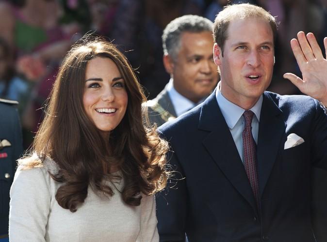 Prince William et Kate Middleton : leur première fille pourra être Reine !