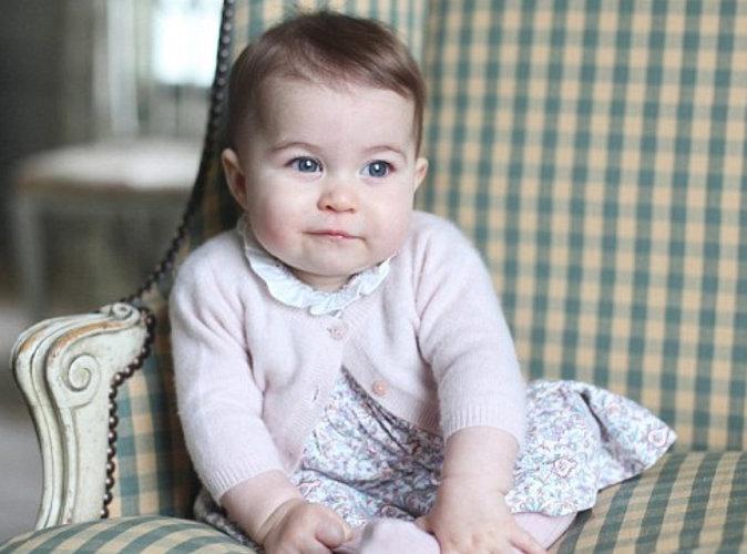 Princesse Charlotte : à seulement 8 mois, elle détrône déjà la Reine Elizabeth II ...