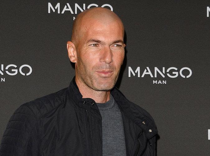 Pris en faute, Zinédine Zidane donne un bel exemple à la jeunesse