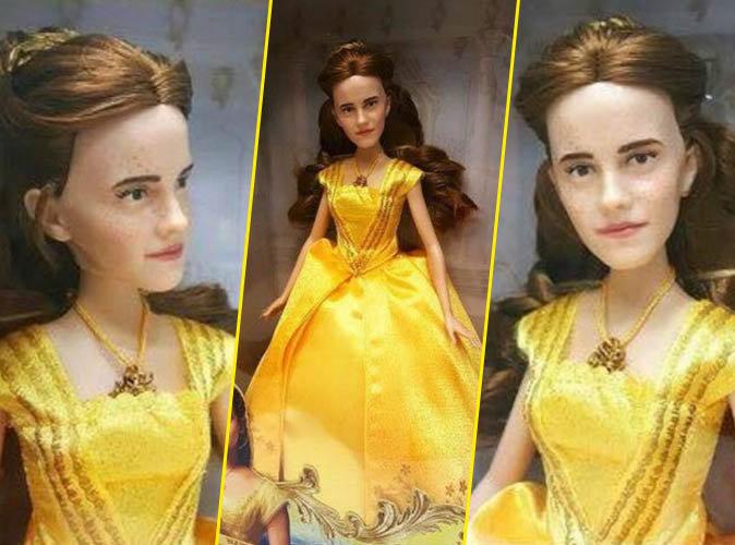 Public (bad) Buzz : la poupée ratée de La Belle et la Bête fait le tour de la toile !