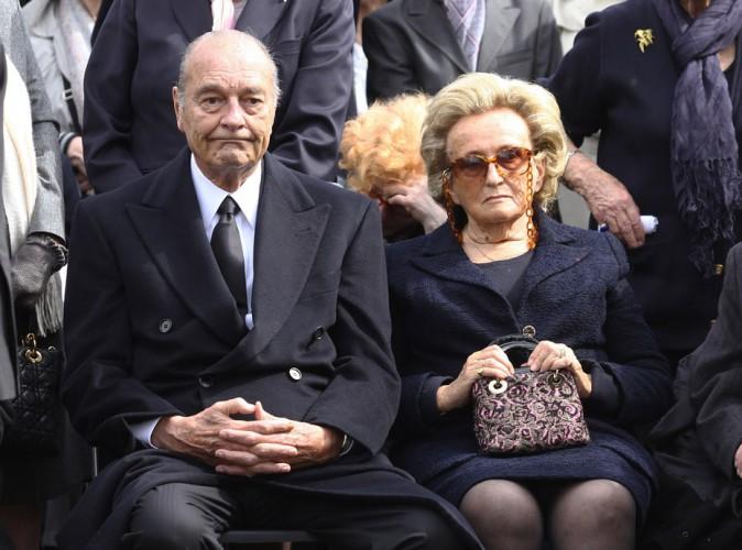 Quand Bernadette Chirac humilie son mari, la toile le défend !