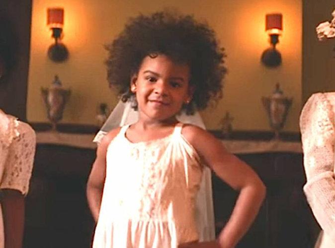 Quand Blue Ivy vole la vedette à Beyoncé...