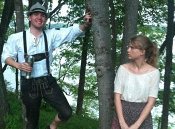 Quand Taylor Swift passe en mode Bavière...