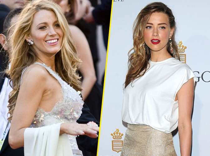 Qui de Blake Lively ou Amber Heard en prochaine James Bond Girl ?